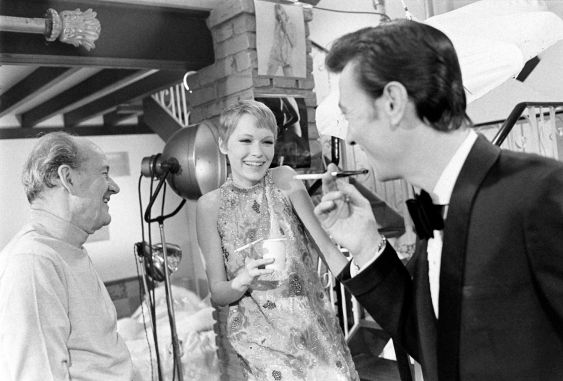 Image result for DIRECTOR ANTHONY MANN - A DANDY IN ASPIC