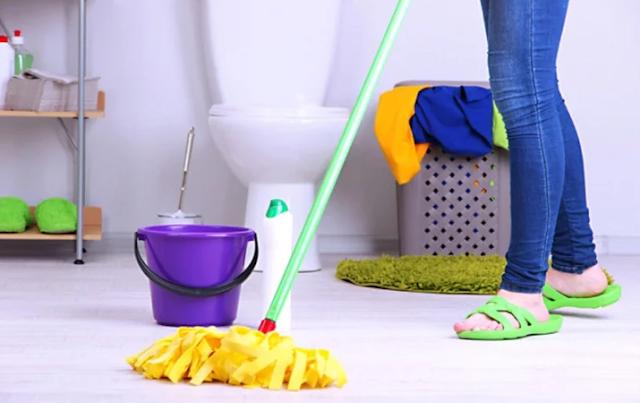 Macam-Macam Alat General Cleaning yang Wajib Ada di Kamar Mandi