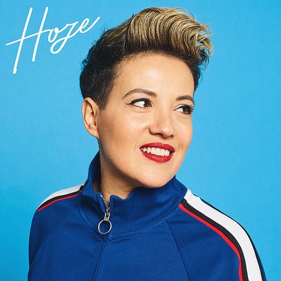 Carine Erseng alias Hoze présente son premier EP éponyme, un condensé de son style unique