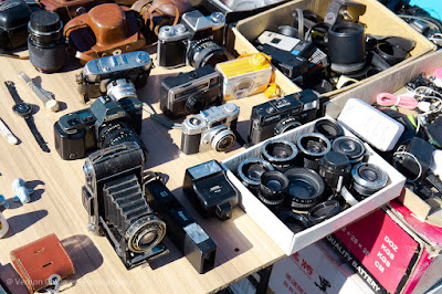 Milnerton Flea Market  - Cameras and Accessories