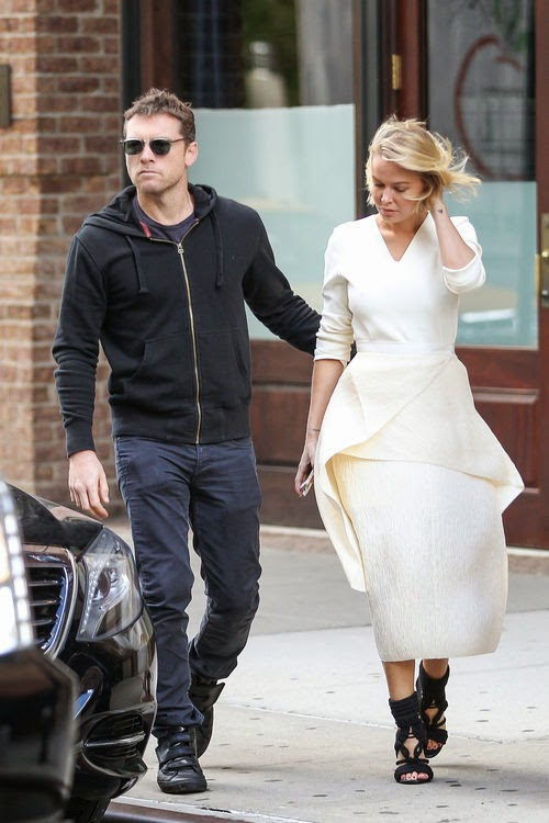 Baby on the move Sam Worthington is Daddy!