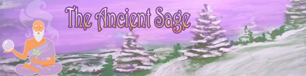 The Ancient Sage Blog