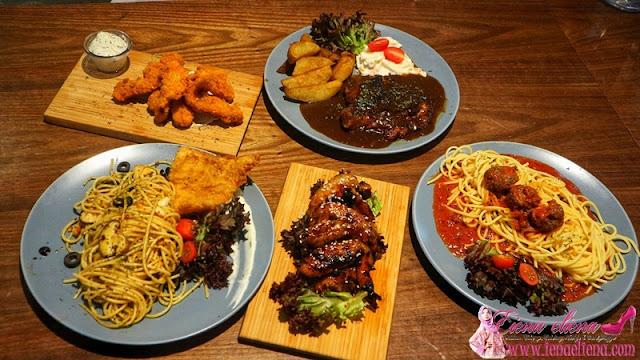 Menu Baru Seafood Bonanza di Suds & Lattes