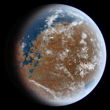 Trees can be planted on Mars in the coming time