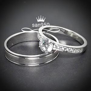 cincin couple palladium