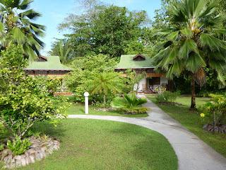Pension Fleur de Lys - La Digue - Seychelles
