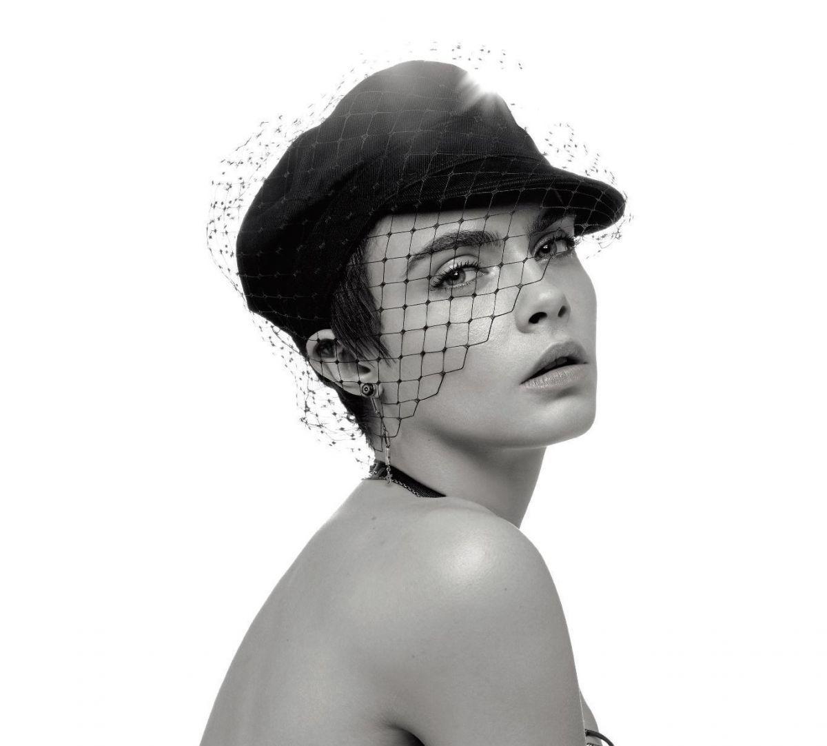 Cara Delevingne In Numero Magazine 190 February 2018 issue