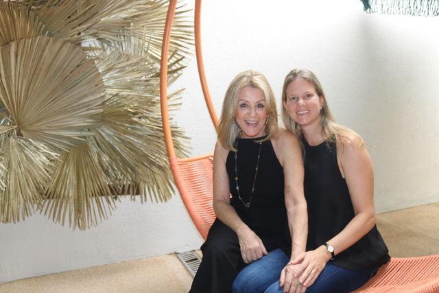 Empresárias Sofia e Laura Wadhy tem em comum o amor pela profissão e a dedicação aos negócios