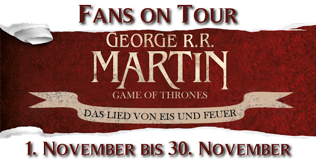 [Blogtour | Gewinnspiel] Fans on Tour: Game of Thrones #fansofthrones ~ Tag 3: The Iron Throne