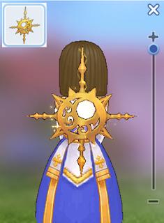 Warlock's Treasure Gacha Bright Light