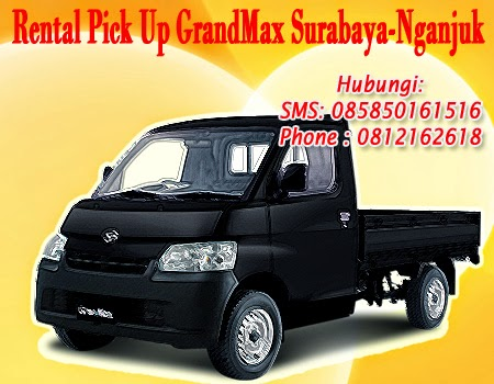Rental Pick Up Granmax Surabaya-Nganjuk