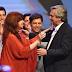 Ganó la fórmula Alberto Fernández y Cristina Fernández