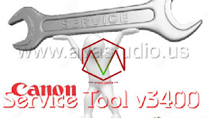 Canon Service Tool V.3400 Full Version