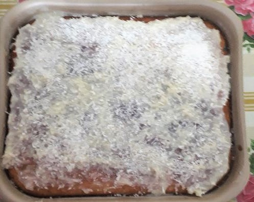 Fluffy Terry Towel Cake Recipe