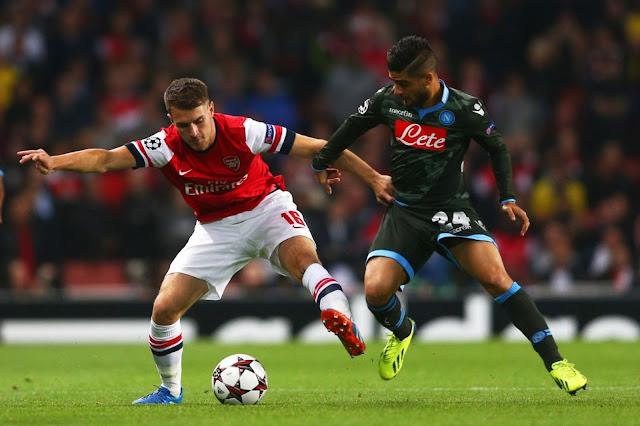 Arsenal vs Napoli VER EN VIVO ONLINE SPORT13.COM
