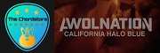 Awolnation - CALIFORNIA HALO BLUE Guitar Chords