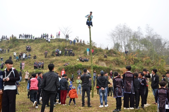 "The ""Roong Pooc"" festival - unique cultural event of Giay people in Sapa"