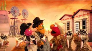 Elmo the Musical Cowboy the Musical. Sesame Street Episode 4323 Max the Magician season 43