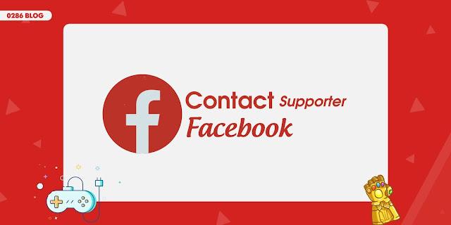 Share Bộ 200 link contact Facebook, gần như đầy đủ tất cả các link
