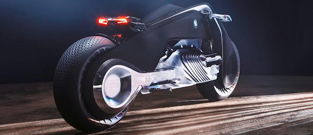 BMW highR