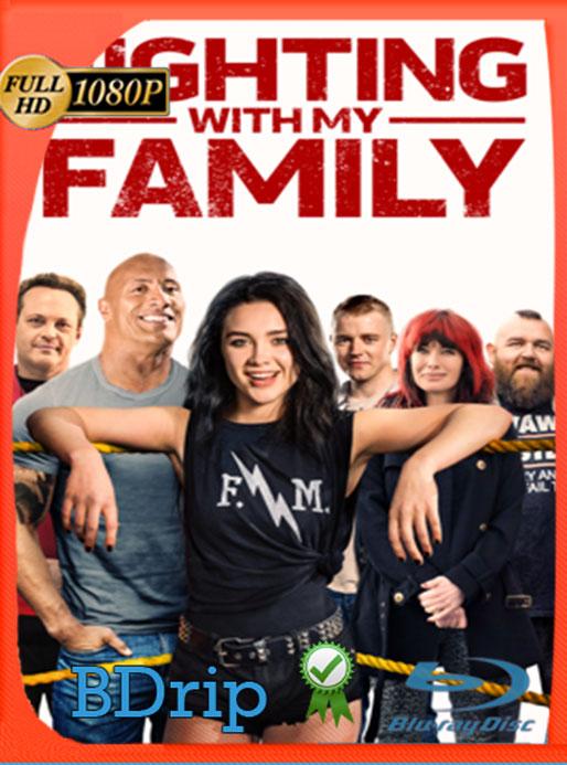 Luchando con mi familia (2019) FULL HD 1080p BDRip Latino Dual[GLMA]