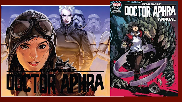 Recenzja - Doctor Aphra Annual #2 - Simon Spurrier