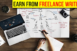 How to earn from freelance writing ?