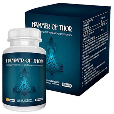 Hammer of Thor Capsule in Gujrat