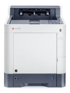 """The ECOSYS P7240cdn printer, Color A4 (up to 8.5 """"x 14""""), combines impressive performance, with speeds up to 42 ppm, with advanced features, all in a compact footprint."""