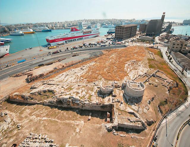 5 σημεία αρχαιολογικού ενδιαφέροντος στην παραλιακή