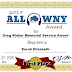 2019 ALL WNY AWARD: Greg Rinker Memorial Service Award: Sarah Elizabeth