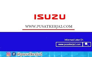 Lowongan Kerja SMA SMK D3 S1 September 2020 PT Isuzu Astra Motor Indonesia