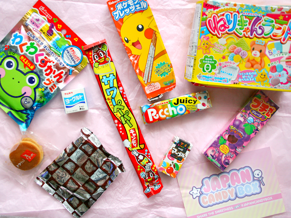 Japan Candy Box ♡