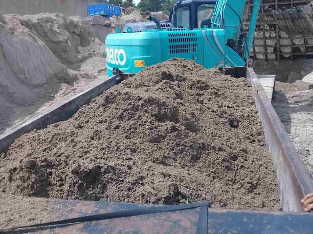 supplier pasir plester murah tangerang