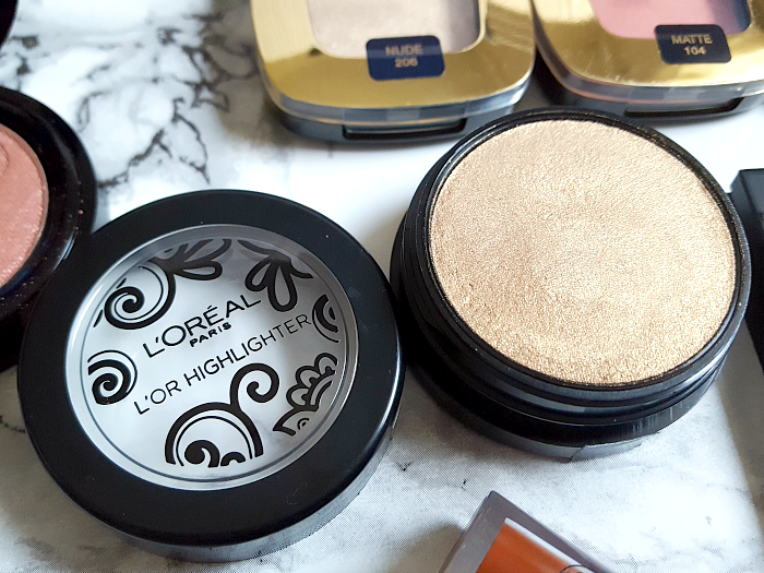 Review: L`Oréal Paris Makeup Designer Perfect Match Highlighter - 9.99 Euro