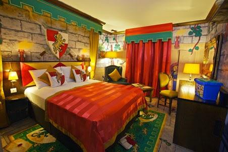 Hotel da Lego em Orlando