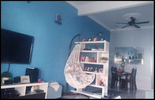 Dekorasi Dalaman Rumah Teres 2 Tingkat Tidak Perlu Menggunakan Barang Yang Penting Hiasan Masih Menyerlahkan Fungsi