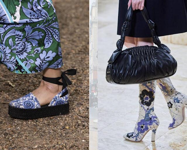 Модная обувь весна-лето 2020 10-1