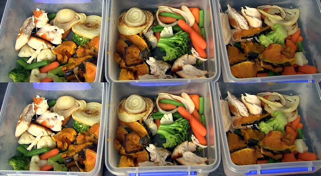six meals a day for muscle gain
