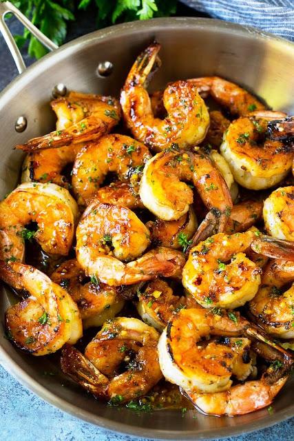 Grilled Shrimp in Oven - 3