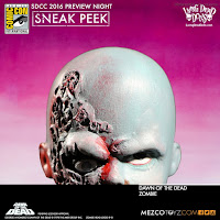 Mezco Living Dead Dolls Dawn of the Dead Zombie Doll