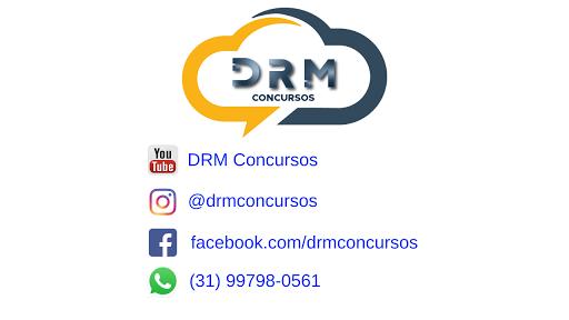 DRM CONCURSOS - REDES SOCIAIS