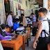 Kepsek Defi Marlitra Ingin 1 Hari Tuntas Capai 500 Orang, SMPN 1 Payakumbuh Hadirkan 4 Tim Vaksinator