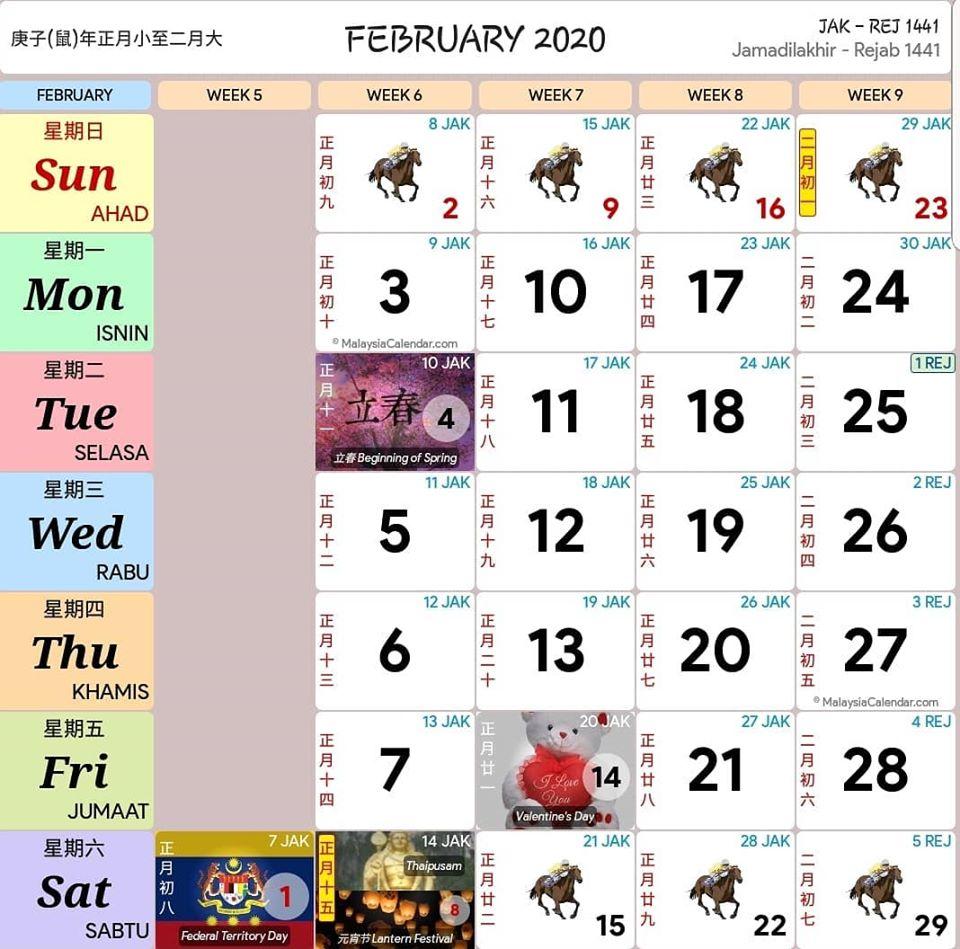 Selamat Tinggal Januari , Selamat Datang Februari