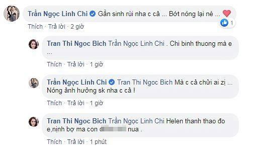Chị gái chửi đám bạn Ngọc Trinh nịnh bợ, đích thân nhắc đến Helen Thanh Thảo - 2