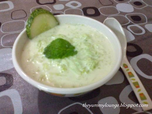How to Make Indian Cucumber Raita Recipe