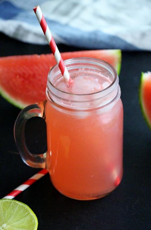 Wassermelonen Limonade | Erfrischender geht´s nicht....