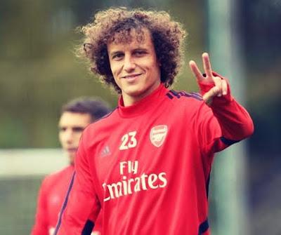 Diamond Hub 101 - David Luiz Reveals Dream To End Career At Benfica