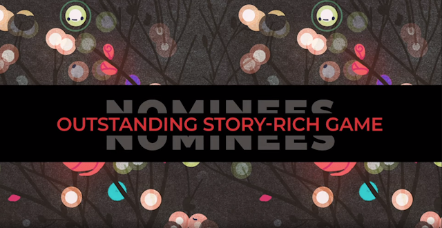 The Steam Awards 2020 Category - Outstanding Story-Rich Game