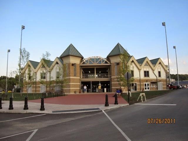 Kelly Automotive Park ~ Baseball ~ Pullman Park Renamed
